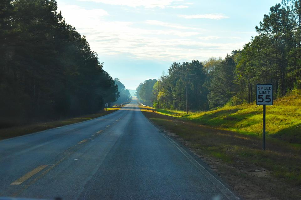 Road, Asphalt, Nature, Highway, Guidance, Outdoors