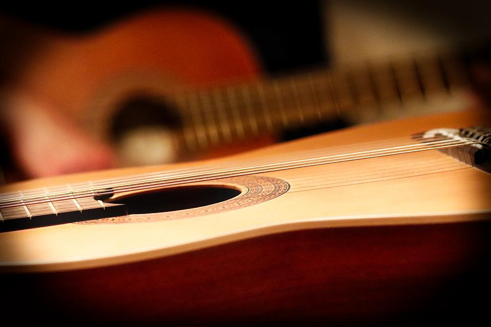Classical Guitar, Guitar, Acoustic Guitar, Instrument