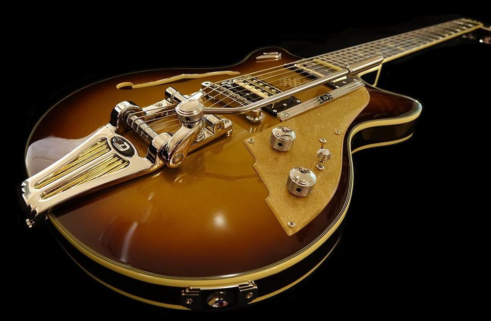 Electric Guitar, Instrument, Music, Guitar