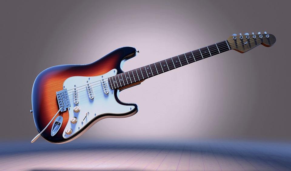 Guitar, Electric Guitar, Stringed Instrument