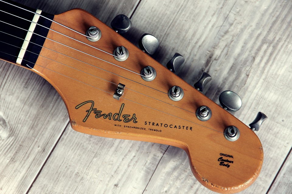 Fender, Guitar, Instrument, To Load, Strato Chester