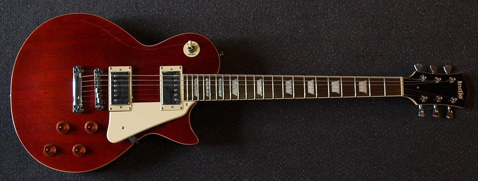 Guitar, Indie The Standard Winered, Indie