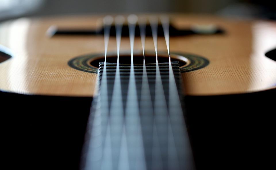 Guitar, Strings, Music, Instrument, Musical Instrument