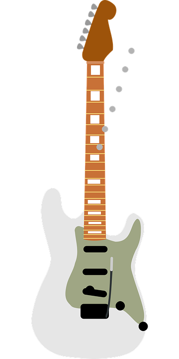 Guitar, Instrument, Musical, Stringed, Play, Electric
