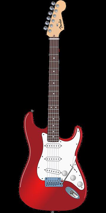 Guitar, Electric, String, Fender, Instrument