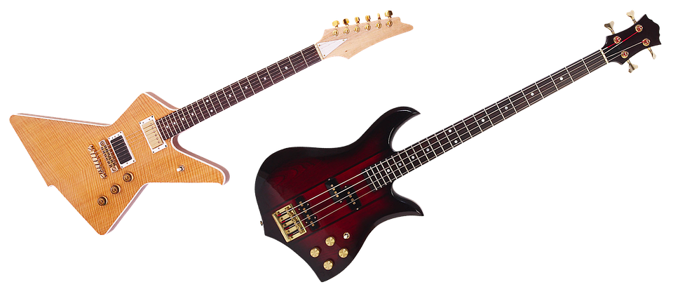 Guitar Electric Stringed Instrument