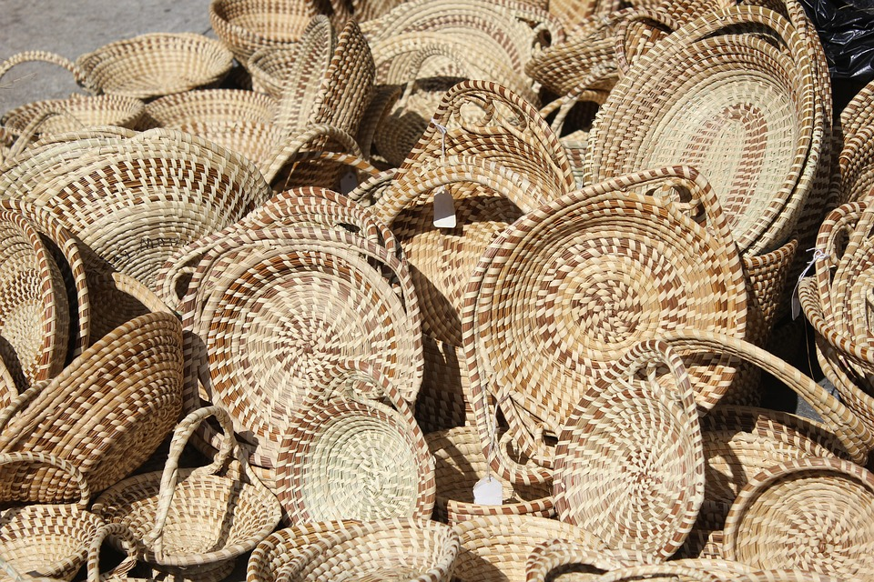 Sweetgrass Basket, Baskets, Arts And Crafts, Gullah