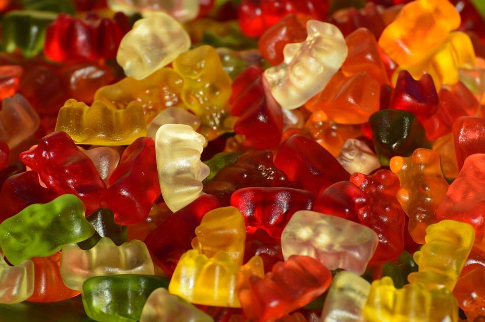Gummibär, Gummibärchen, Gummi Bear, Bear, Delicious