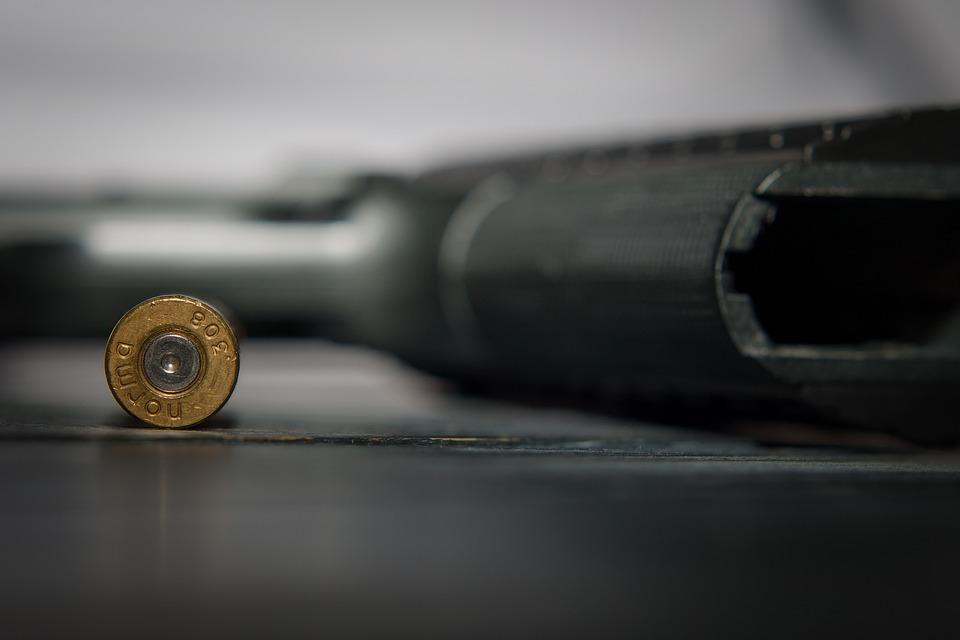 Ammunition, Pistol, Weapon, Gun