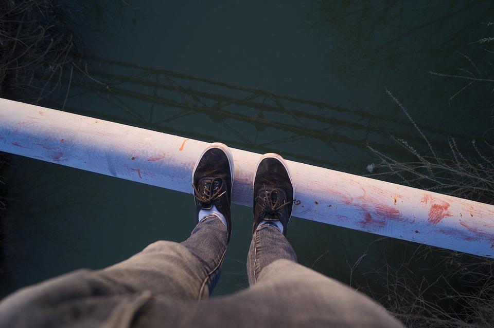 Guy, Man, Male, People, Feet, Legs, Shoes, Sneakers