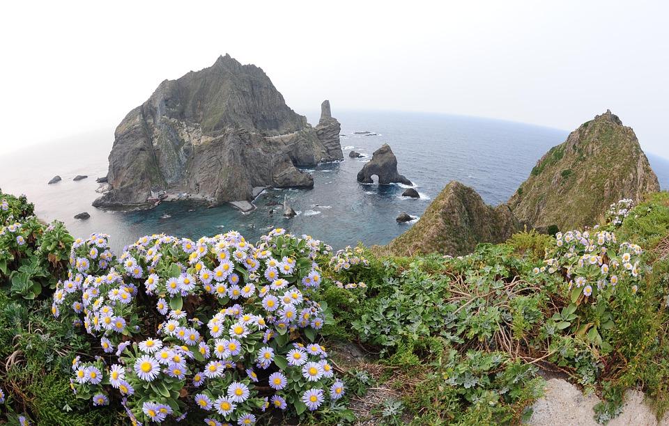 Dokdo, Korea, Our Territory, Gyeongsangbuk-do