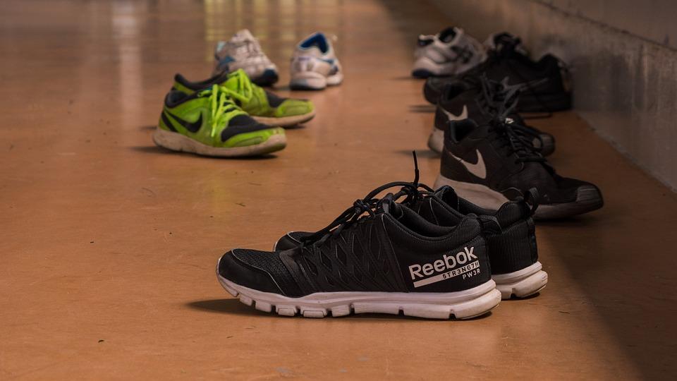 Sneakers, Footwear, Trainers, Shoes, Gym, Sport