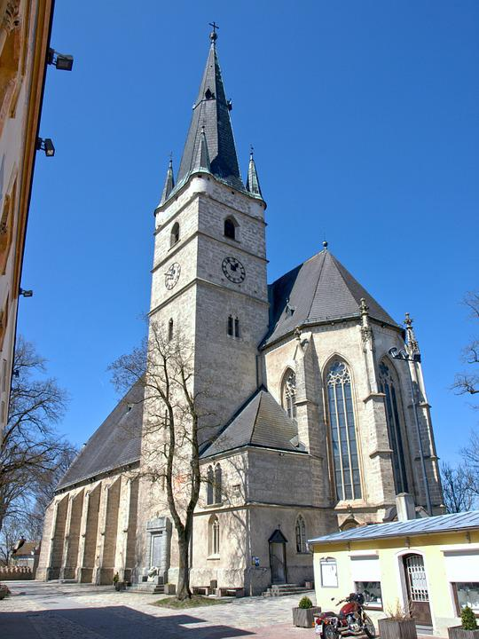 Hl Michael, Haag, Church, Lower Austria, Building