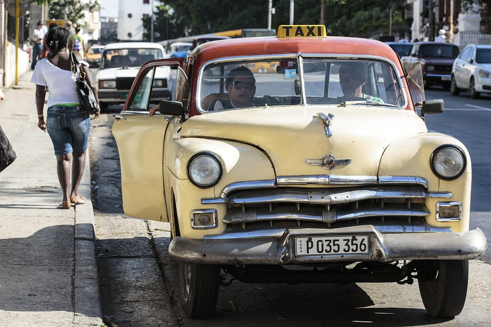 Cuba, Car, Habana