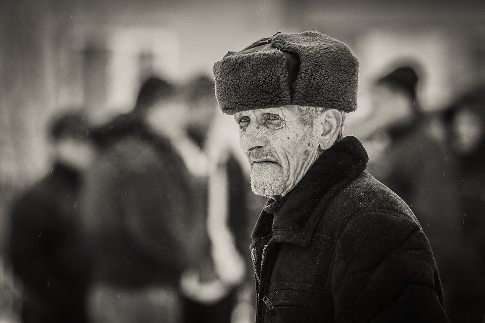 Old Age, Village, Romania, Experience, Habits