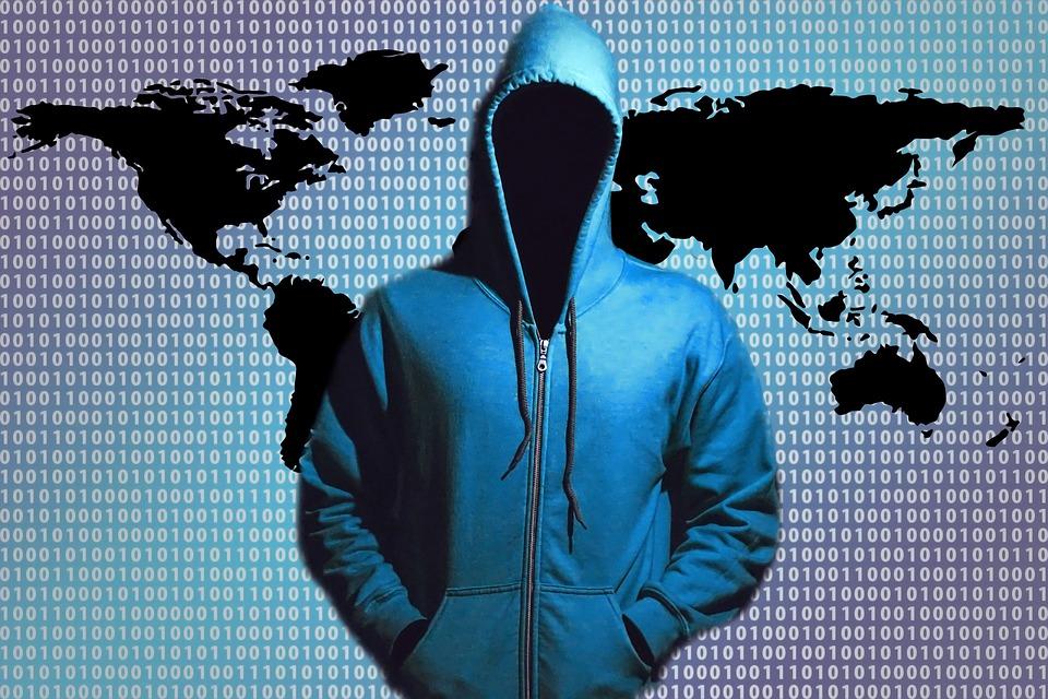 Hacker, Www, Binary, Internet, Code, Hack, Security