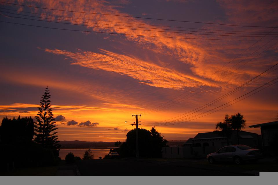 Glow, Hadfield Street, Night View, Auckland