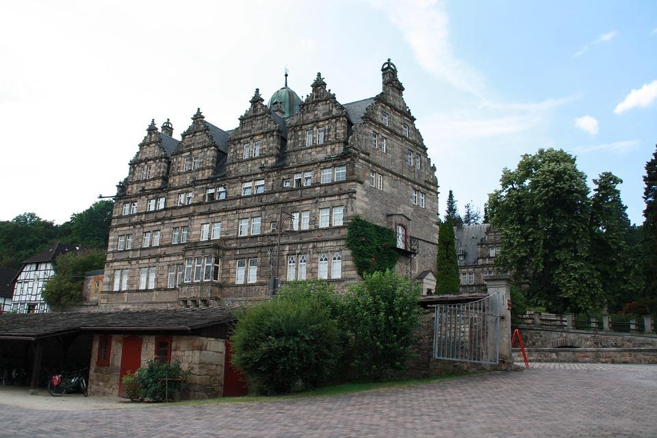Castle, Hämelschenburg