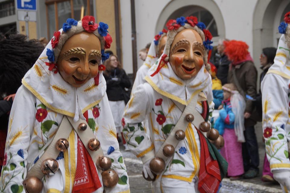 Fasnet, Carnival, Move, Carnival Parade, Haes, Fool