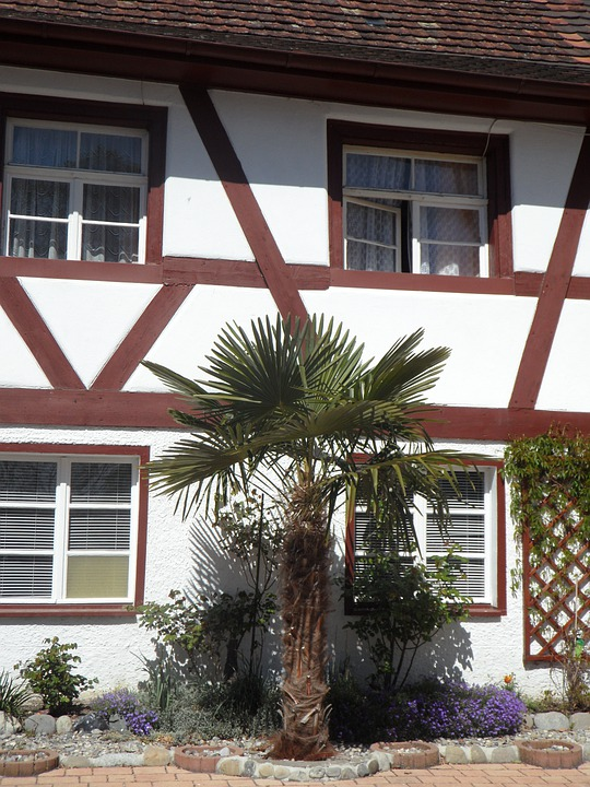 Truss, Fachwerkhaus, Hagnau, Mediterranean