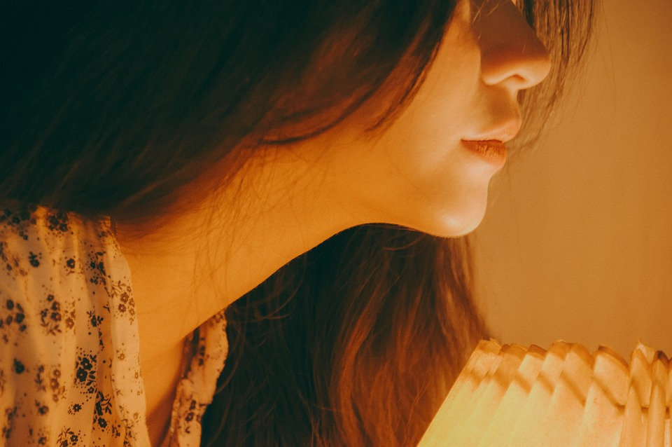 Girl, Sad, Film, Portrait, Face, Unhappy, Hair, Alone