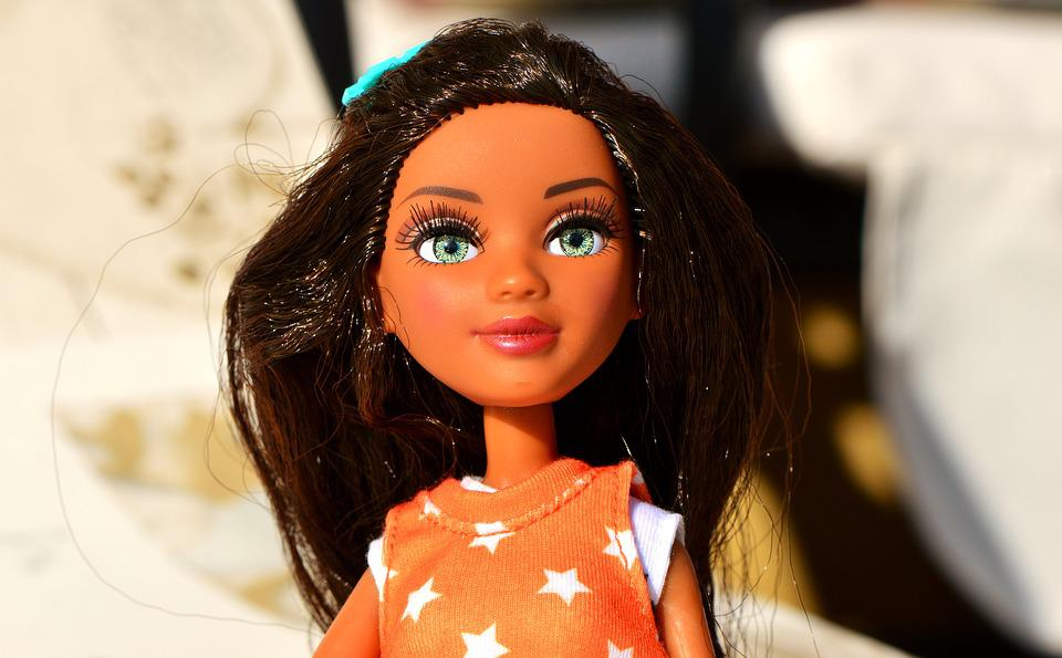 Doll, Girl, Face, Toys, Pretty, Hair, Children Toys