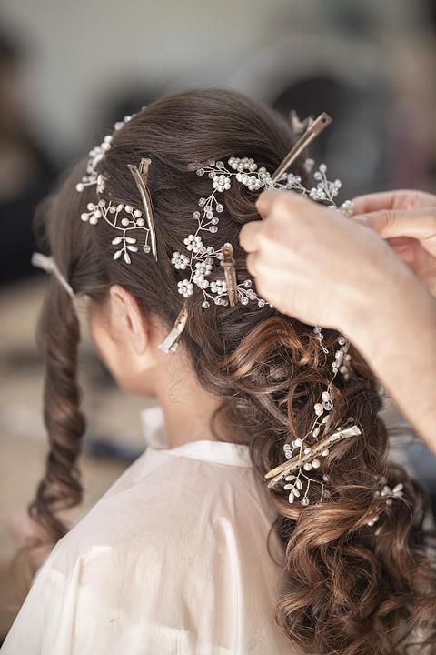 Bridal, Hairdresser, Hair, Make-up, Salon, Beauty
