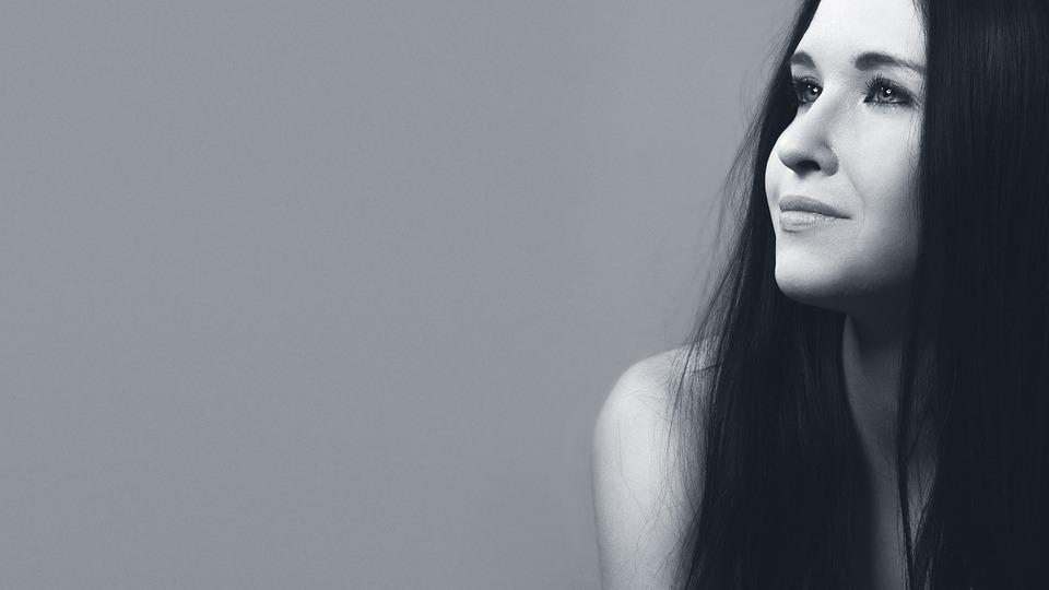 Portrait, Smile, Girl, Hair, Model, Person, Woman