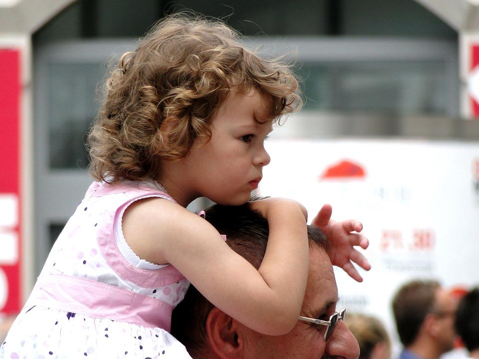 Child, People, Portrait, Girl, Hair