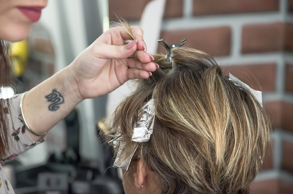 Hairstyle, Hairdresser, Hair, Coloring, Wicks