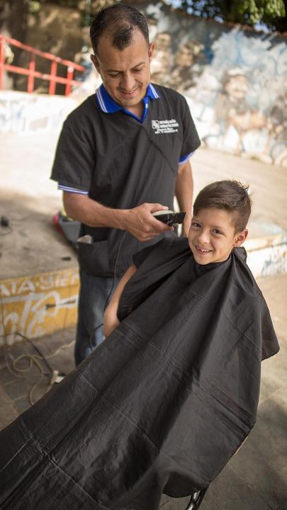 Barbershop, Haircut, Barber, Scissors, Hairdresser