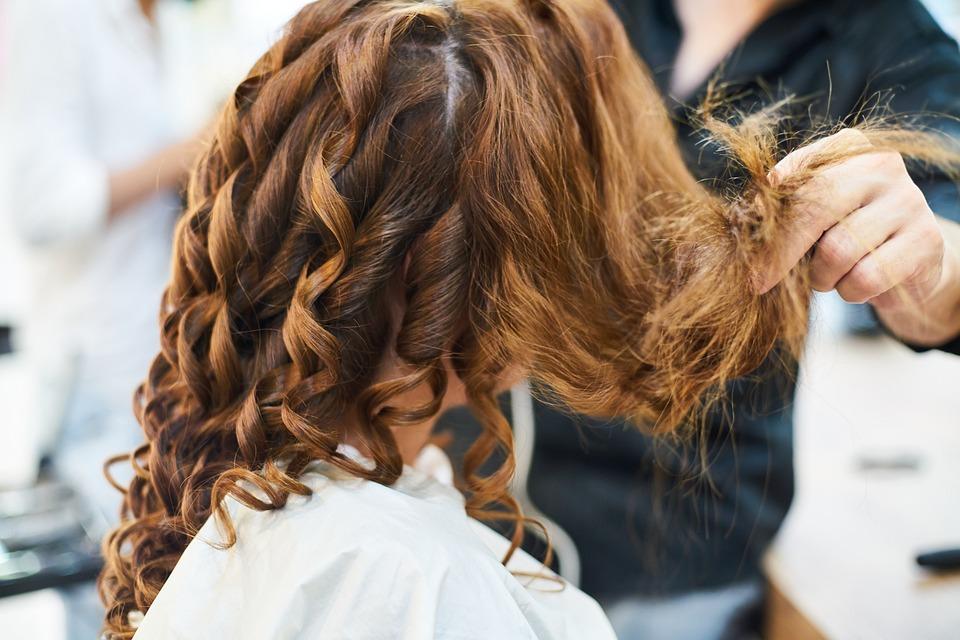 Hair, Hairdresser, Maintenance, Design, Woman, Cutting