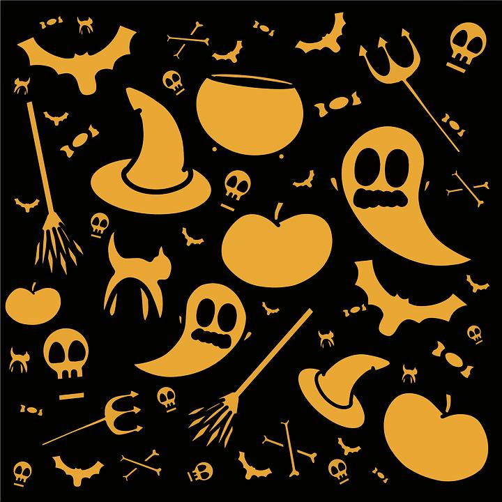 Halloween, Halloween Icons, Icons, Halloween Stickers