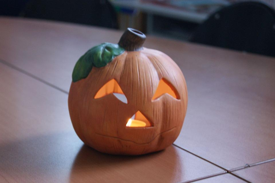 Pumpkin, Halloween, Decoration, Jack-o-lantern