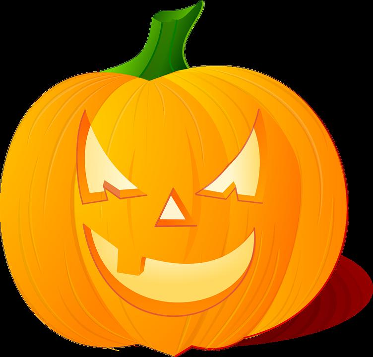 Pumpkin, Jack-o'-lantern, Face, Halloween, Scary, Evil
