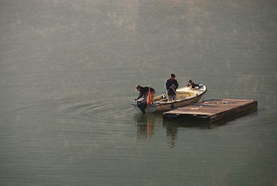 Hallstätter Lake, Austria, Fog, World Heritage