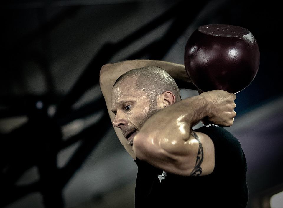 Kettlebell, Halo, Exercise, Kettlebell Training