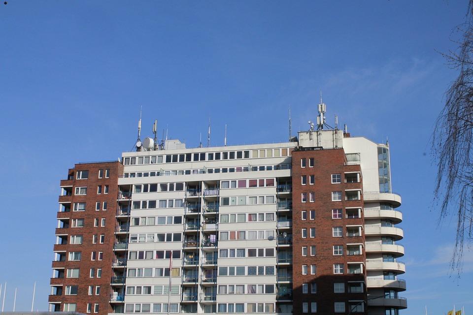 Skyscraper, Hamburg, Architecture