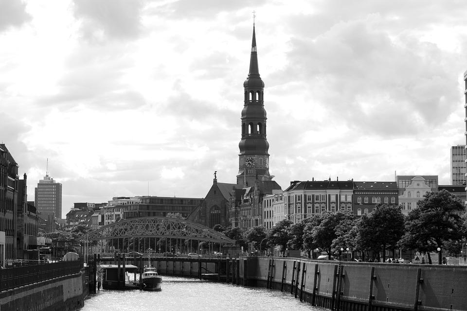 Hamburg, Speicherstadt, Harbour City