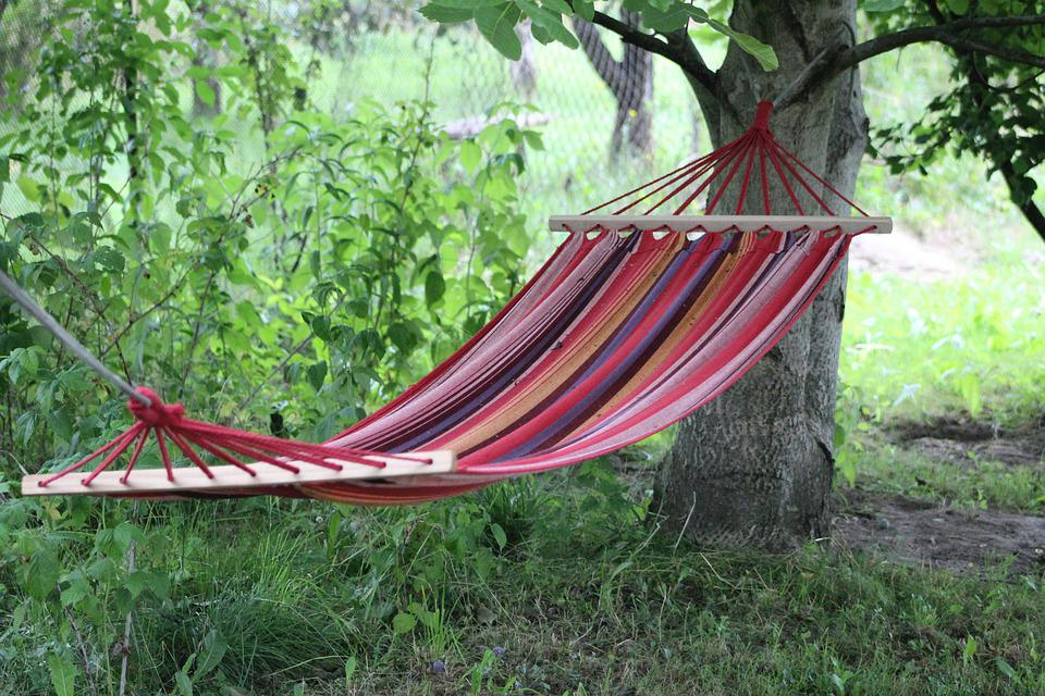 Hammock, Relaxation, Swing, Holiday, Summer, Garden
