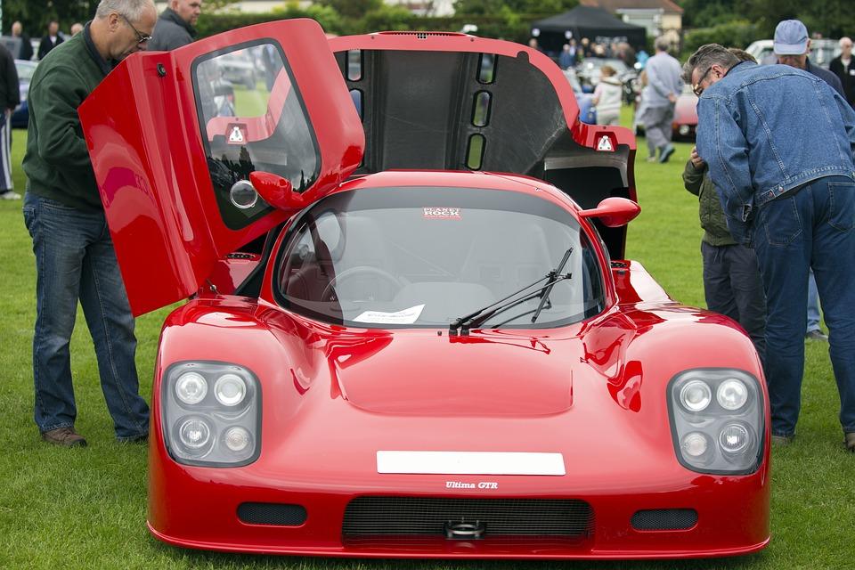 Ultima Gtr, Motor Car, Hand Built, Enthusiasts