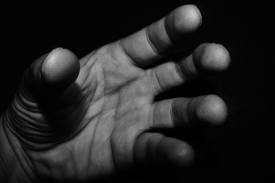 Hand, Hands, Catch, Attack