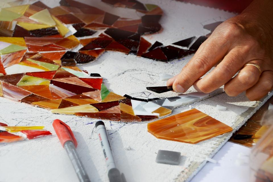 Crafts, Hand, Decor, Element, Artisan, Work, Assembly