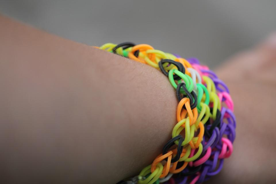 Loom, Arm, Bracelet, Hand, Wrist, Jewellery, Colorful