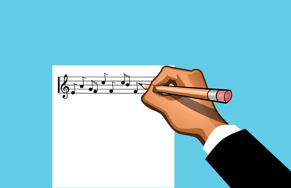 Write, Music, Note, Composer, Compose, Hand, Paper