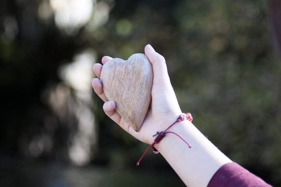 Heart, Hand, Keep, Valentine's Day, Love, Relationship