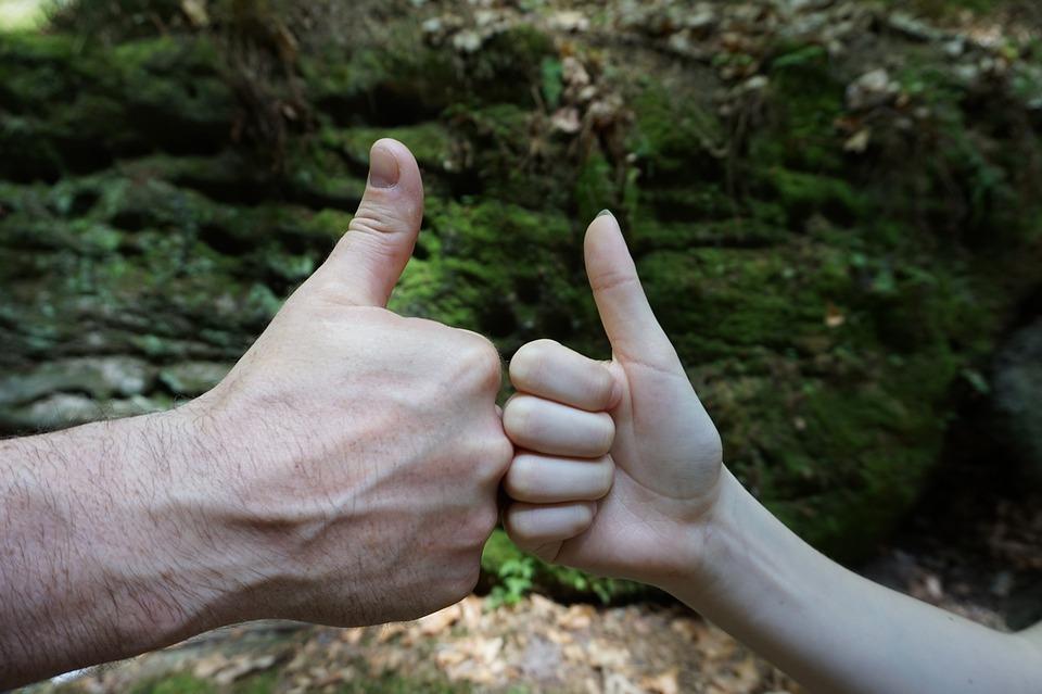 Hand, Farewell, Welcome