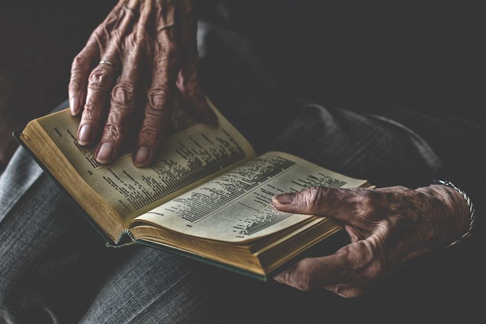 Book, Human, Adults, Literature, Hand, Woman, Hands