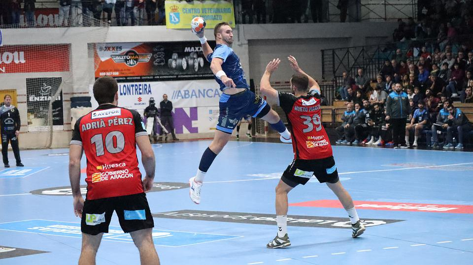 Sport, Sports, Handball, Run, Road, Gym, Action, Man