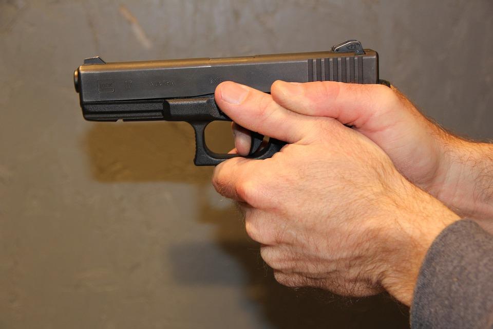 Gunpoint, Handgun, Firearm, Pistol, Arms, Weapon, Gun